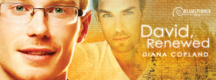 RELEASE DAY REVIEW: David, Renewed by Diana Copland