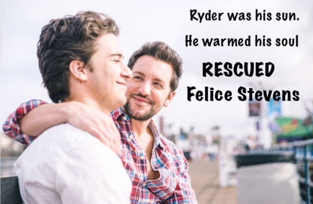BLOG TOUR: Rescued by Felice Stevens