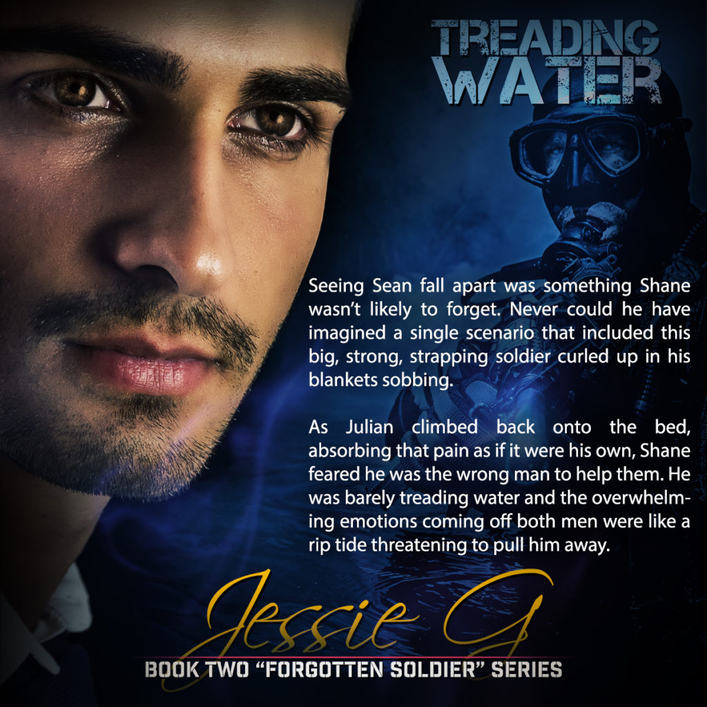 Treading Water, Forgotten Soldier Series, Book #2