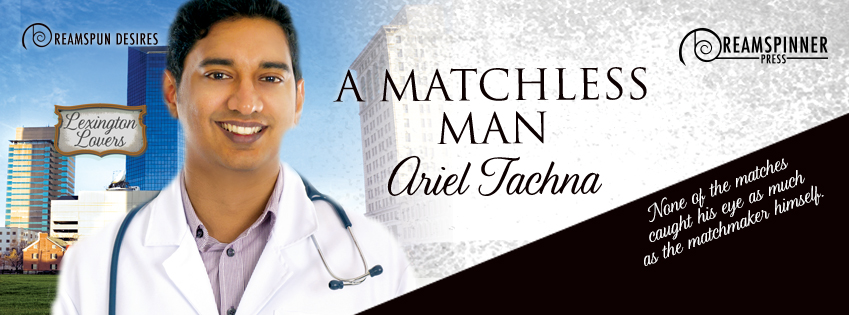 RELEASE DAY REVIEW: A Matchless Man by Ariel Tachna