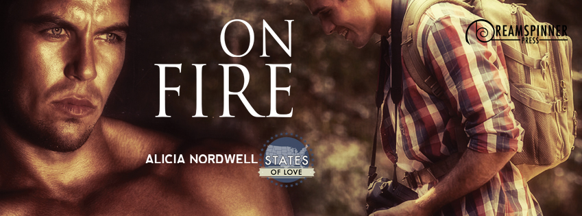 Buy On Fire by Alicia Nordwell on Amazon