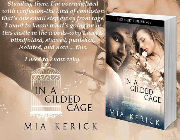 BLOG TOUR: In a Gilded Cage by Mia Kerick