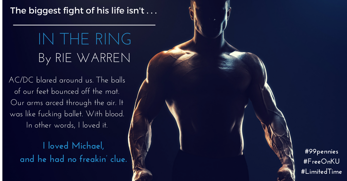 RELEASE DAY REVIEW: In The Ring by Rie Warren | Jessie G Books