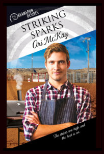 Buy Striking Sparks on Amazon