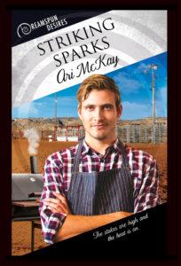 Buy Striking Sparks on Amazon