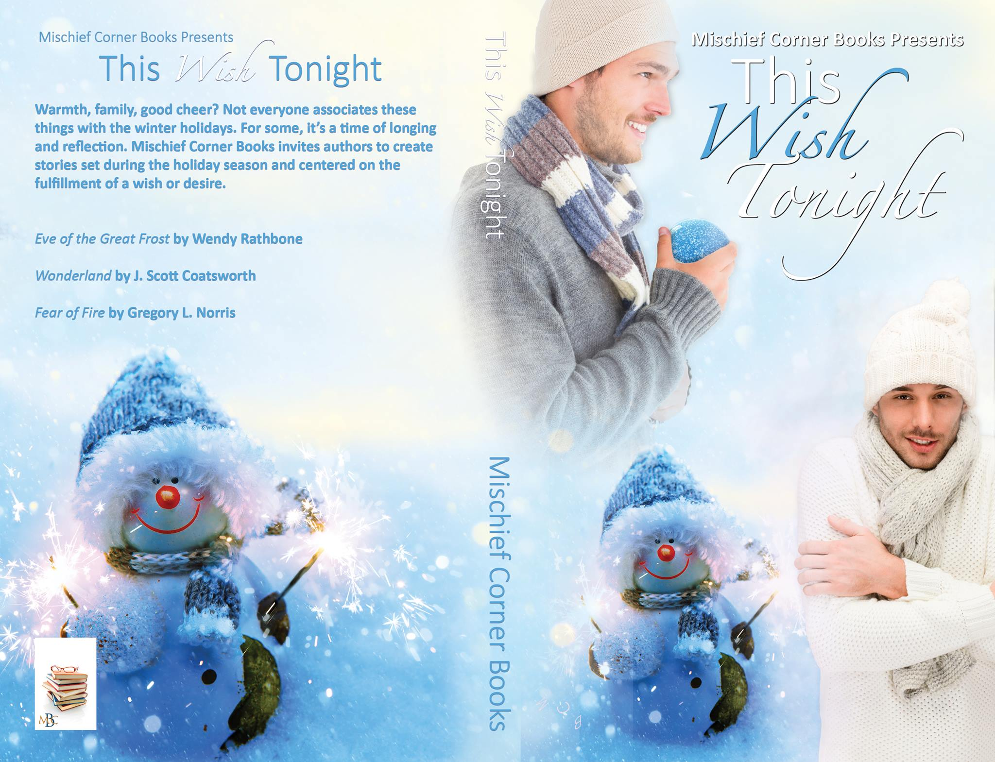 BLOG TOUR: This Wish Tonight by Gregory L. Norris, J. Scott Coatsworth & Wendy Rathbone