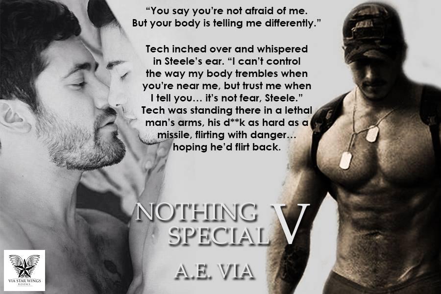 Blog Tour Nothing Special V By Ae Via Jessie G Books