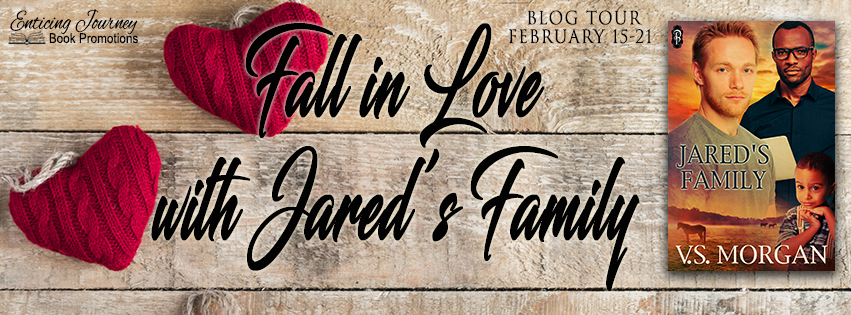 Buy Jared's Family by V.S. Morgan on Amazon