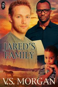 Buy Jared's Family by V.S. Morgan on Amazon