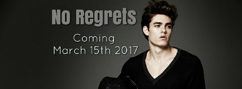 COVER REVEAL: No Regrets by Nicky James