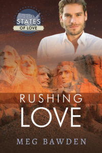Buy Rushing Love by Meg Bawden on Amazon