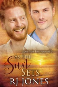 Get As the Sun Sets by RJ Jones on Amazon & Kindle Unlimited