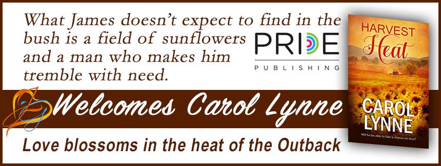 Buy Harvest Heat by Carol Lynne on Amazon