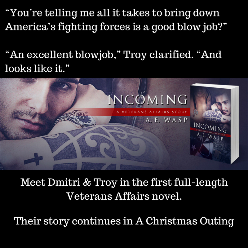 DUELING REVIEWS: Incoming by A.E. Wasp