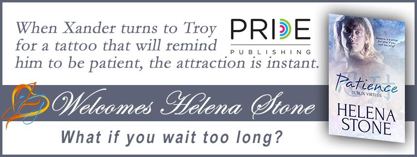 Buy Patience by Helena Stone on Amazon