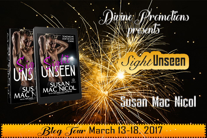 BLOG TOUR: Sight Unseen by Susan Mac Nicol with Nicholas Downs