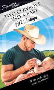 Buy Two Cowboys and a Baby by BA Tortuga on Amazon
