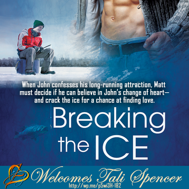 DUELING REVIEWS: Breaking the Ice by Tali Spencer