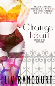 Buy Change of Heart by Liv Rancourt on Amazon