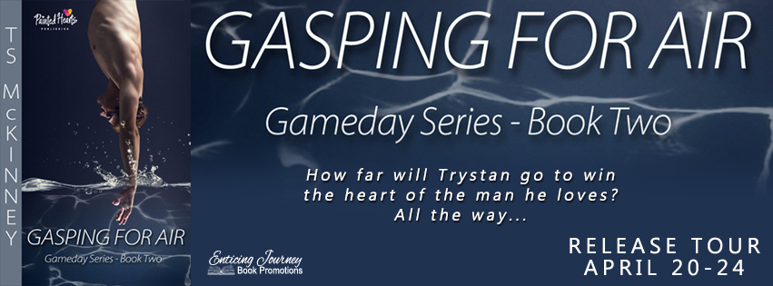 Pre-order Gasping for Air by TS McKinney on Amazon
