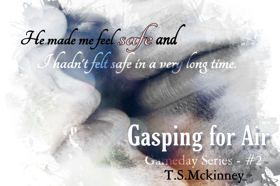 Gasping for Air by TS McKinney