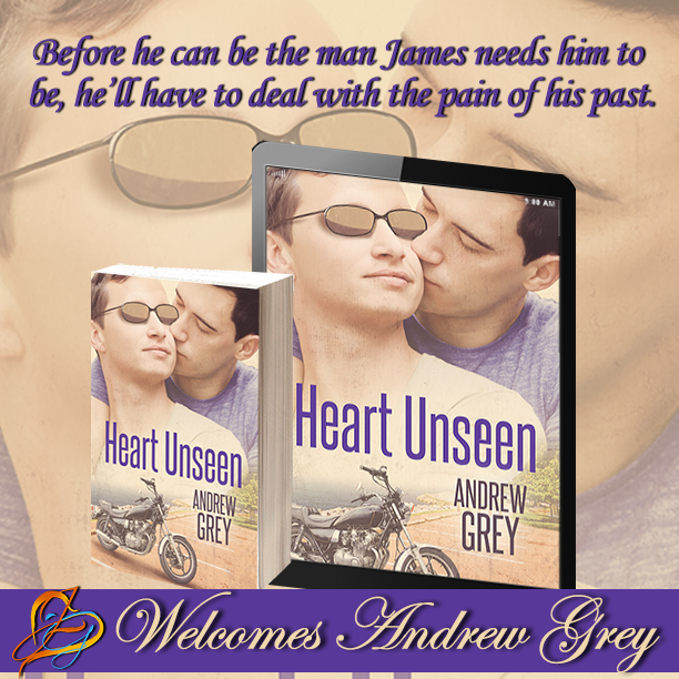RELEASE DAY REVIEW: Heart Unseen by Andrew Grey