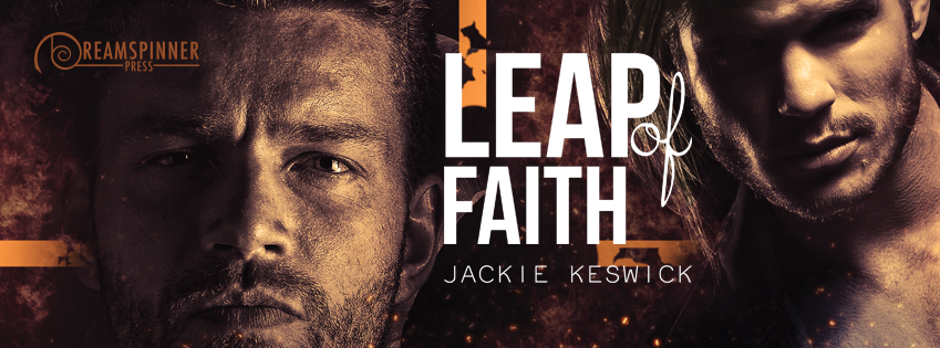 RELEASE DAY REVIEW: Leap of Faith by Jackie Keswick