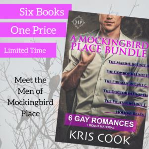 Get A Mockingbird Place Bundle by Kris Cook on Amazon & Kindle Unlimited