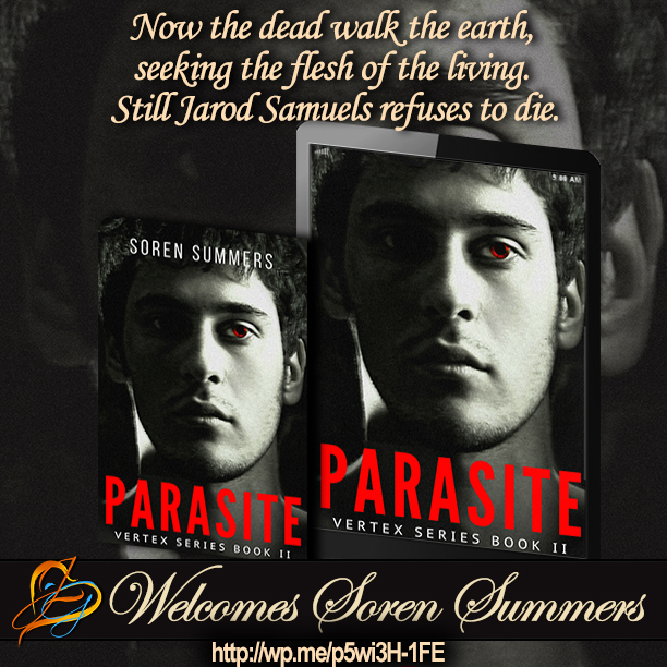 BOOK BLAST: Parasite by Soren Summers