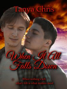 Get When It All Falls Down by Tanya Chris on Amazon & Kindle Unlimited
