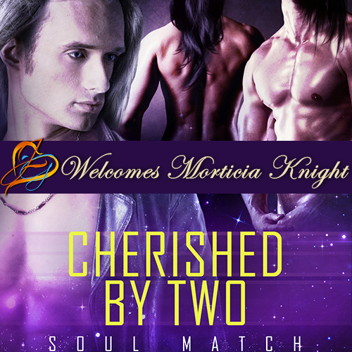 DUELING REVIEWS: Cherished by Two by Morticia Knight