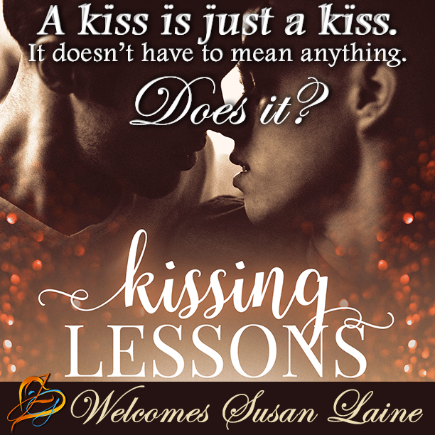 RELEASE DAY REVIEW: Kissing Lessons by Susan Laine
