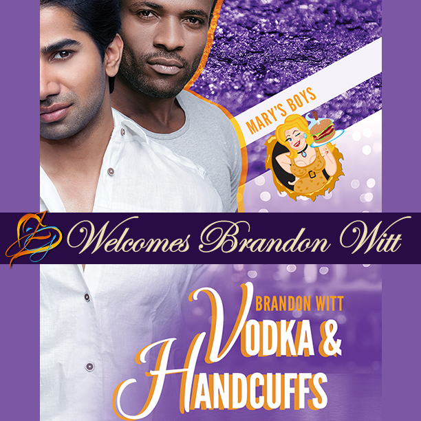 RELEASE DAY REVIEW: Vodka & Handcuffs by Brandon Witt