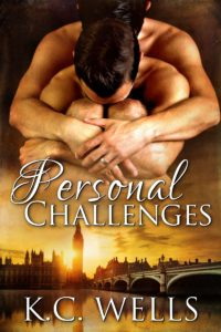 Get Personal Challenges by K.C. Wells on Amazon & Kindle Unlimited