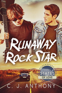 Buy Runaway Rock Star by C.J. Anthony on Amazon