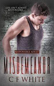 Buy Misdemeanor by C F White on Amazon