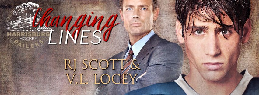 Buy Changing Lines by RJ Scott & V.L. Locey on Amazon