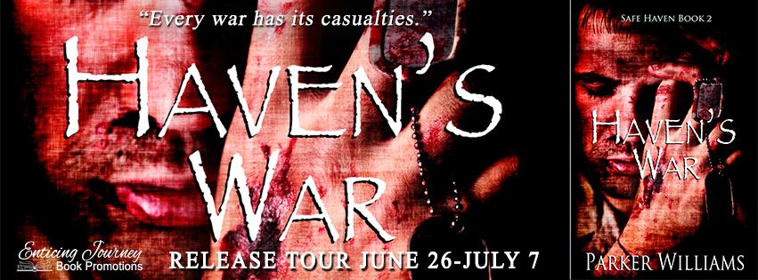 Buy Haven's War by Parker Williams on Amazon