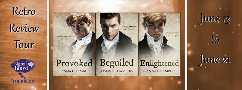 SERIES REVIEW: Enlightenment Series by Joanna Chambers