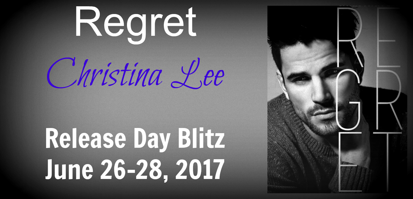 Get Regret by Christina Lee on Amazon & Kindle Unlimited
