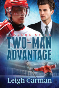 Buy Two-Man Advantage by Leigh Carman on Amazon