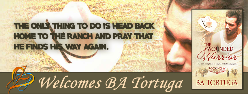 Buy The Wounded Warrior by BA Tortuga on Amazon