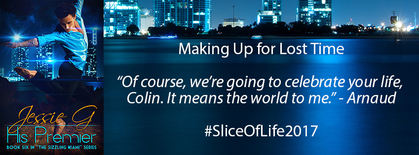 Slice of Life 2017: Making Up for Lost Time (Part 1)