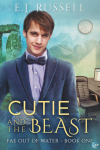 Buy Cutie and the Beast by E.J. Russell on Amazon
