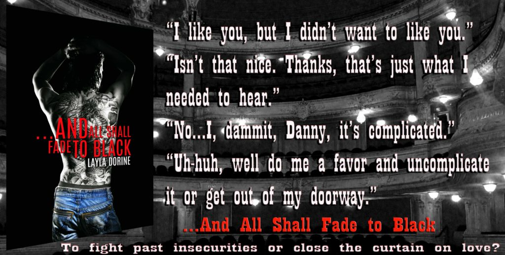 Get ...And All Shall Fade to Black by Layla Dorine on Amazon & Kindle Unlimited