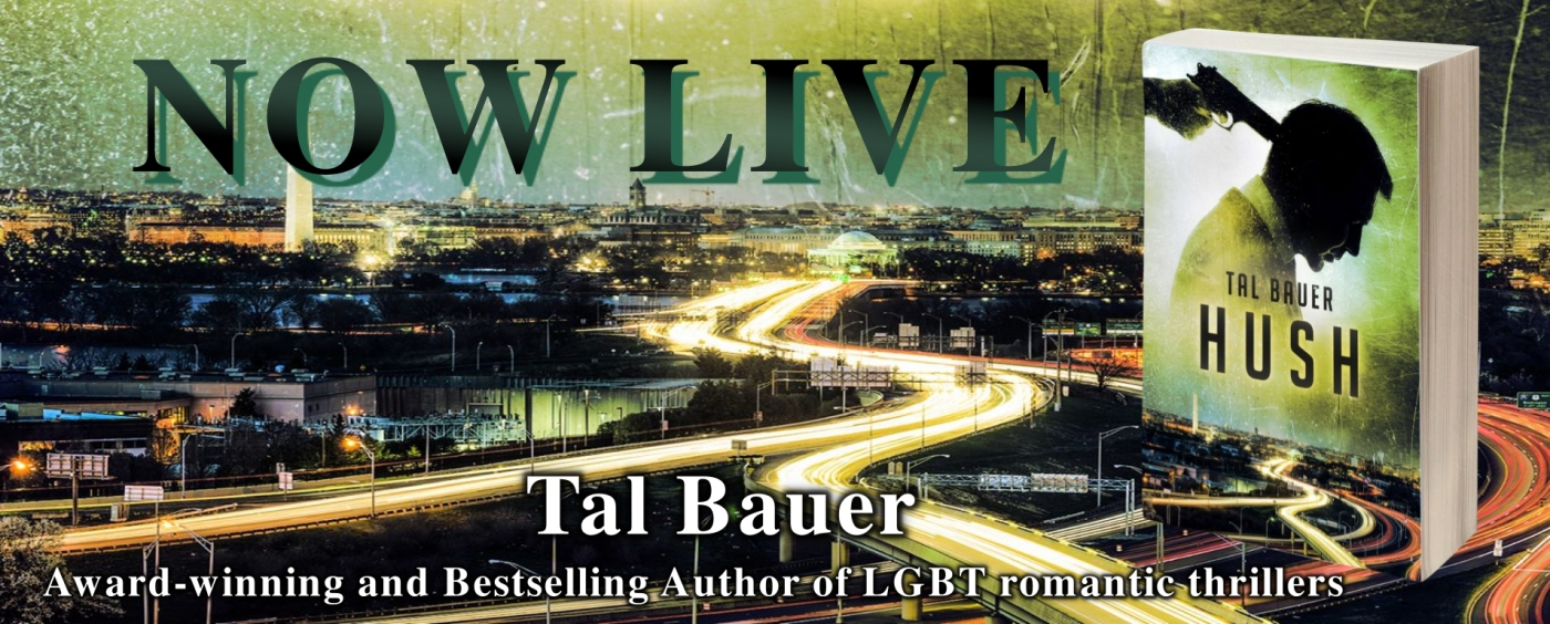 Buy Hush by Tal Bauer on Amazon
