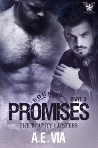 Buy Promises Part 3 by A.E. Via on Amazon