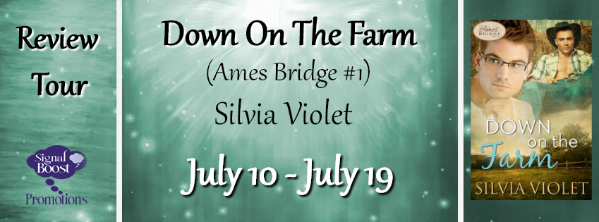 Get Down on the Farm by Silvia Violet on Amazon & Kindle Unlimited
