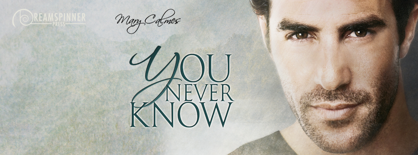 Buy You Never Know by Mary Calmes on Amazon