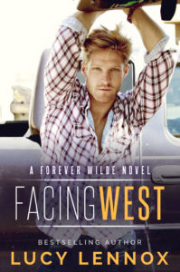 Get Facing West by Lucy Lennox on Amazon & Kindle Unlimited